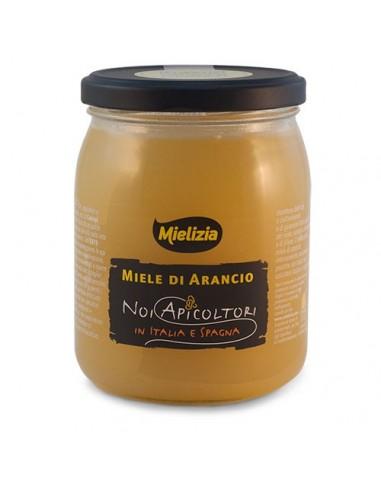 Miele di Arancio Italia-Spagna Vasetto 700g