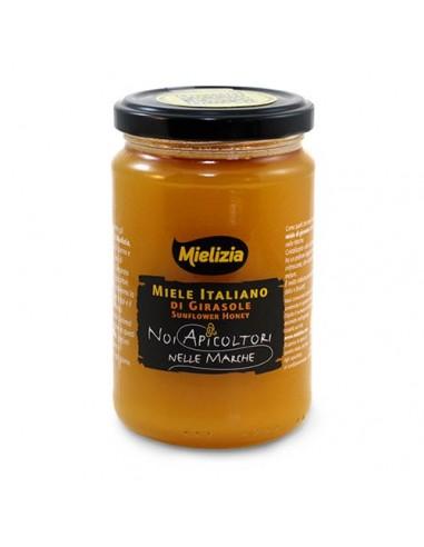 Miele di Girasole Vasetto 400g