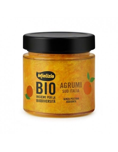 Composta biologica di Agrumi Vasetto 250g