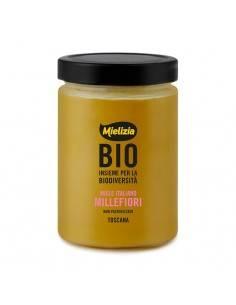 Miele biologico di Millefiori Vasetto 700g
