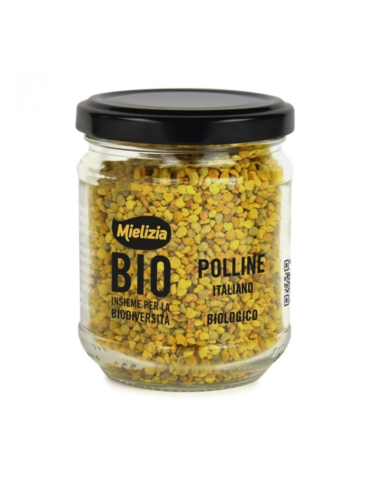 Mielizia - Polline biologico deumidificato Vasetto 110g