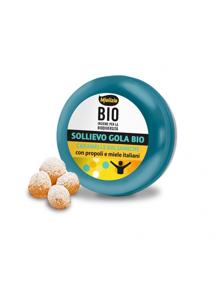Soothing Organic Throat Relief Sweets...