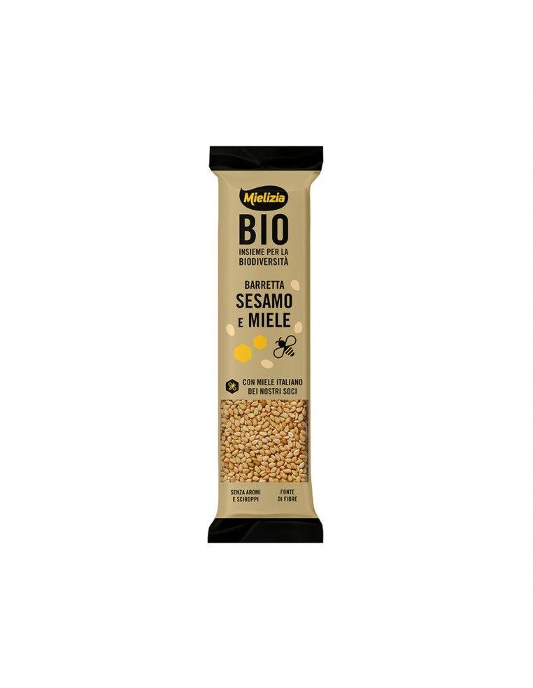 Organic sesame seed and honey bar 25g